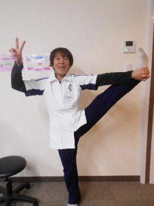 仙台長町で生活習慣病の改善ならPAOのお知らせ 30分500円!村上先生のエアロビ教室のご案内