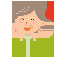 仙台長町でキャビテーションをするならPAOのお客様の声 60代女性 パワー(筋力)UPメニュー