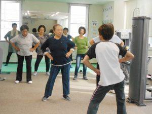 仙台長町で生活習慣病の改善ならPAOのお知らせ 【12月】毎週「火曜日」はエアロビクス!