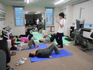 仙台長町で生活習慣病の改善ならPAOのお知らせ 【12月】毎週「月曜日」はピラティス!