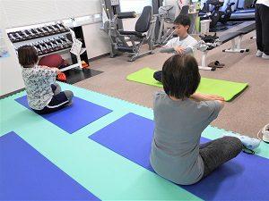 仙台長町で生活習慣病の改善ならPAOのお知らせ【6月】毎週「月曜日」はピラティス!