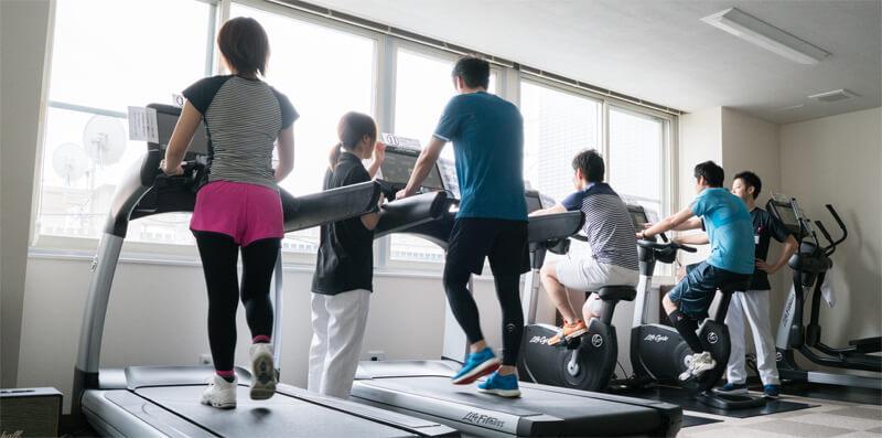 仙台長町で生活習慣病予防,改善ができるフィットネスジム