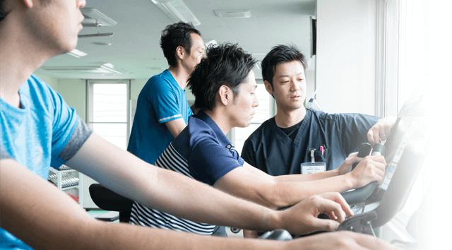 """""""仙台長町のスポーツジムPAOのアスリート(スポーツ)メニュー"""""""